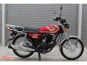 ホンダ/CG125 Fiモデル