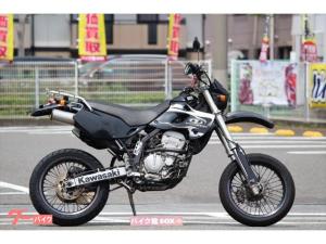 カワサキ/Dトラッカー 2002年モデル