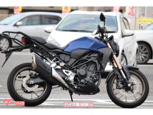 ホンダ/CB250R 2019年モデル リアキャリア