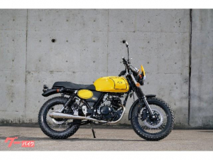 AJS/テンペストスクランブラー125