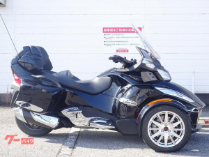 BRP/can-am SPYDER RT LIMITED ワンオーナー車