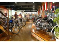 Motorcycle RAINBOW