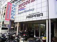 バイクサービス リペア