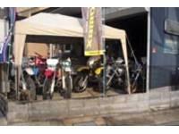 バイクショップシルバラード山科店
