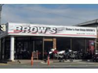 Rider's Fan Shop BROW'S