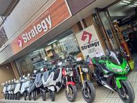 バイクショップStrategy福岡中央店
