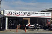 Rider's Fan Shop BROW'S