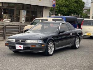 トヨタ ソアラ 2.0GT-ツインターボ HDDナビ ローダウン 後期
