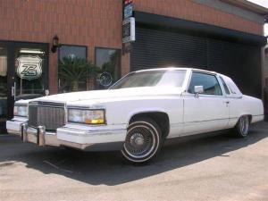キャデラックフリートウッド ブロアム 8ナンバー ベース車 92仕様 サンルーフ