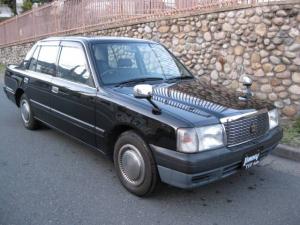 トヨタ クラウンコンフォート 6人乗りAT 自動ドア LPG