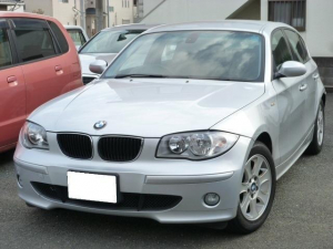 BMW 1シリーズ 118i ディーラー車 純正アルミ CDオーディオ キーレス
