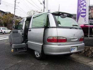 トヨタ エスティマ・ルシーダ G ラグジュアリー ウェルキャブ福祉車輌 サンルーフ