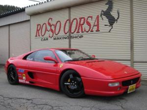 フェラーリ 355F1 ベルリネッタ 新車並行 車高調チャレンジグリル