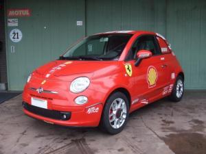 フィアット 500 1.4 スポーツFerrari Team Event Car