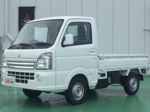 三菱 ミニキャブトラック G 4WD 5MT 登録届出済み未使用車 パワーウインド