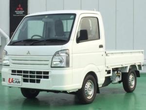 三菱 ミニキャブトラック M 2WD・5M/T・350KG積・登録届済未使用車