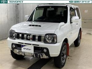 スズキ ジムニー クロスアドベンチャー メモリーナビ フルセグTV ETC付 4WD ターボ