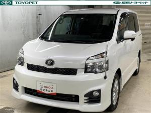トヨタ ヴォクシー ZS メモリーナビ ETC 4WD 助手席側電動スライドドア ドラレコ