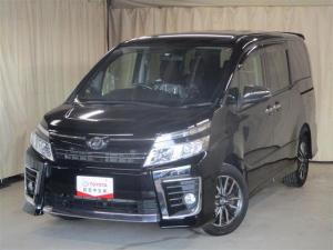 トヨタ ヴォクシー ZS 煌 4WD 両側パワースライドドア スマートキー 寒冷地仕様 LED 寒冷地仕様