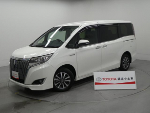 トヨタ エスクァイア ハイブリッドGi  トヨタセーフティーセンス付・シートヒータ