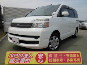 トヨタ ヴォクシー X8人乗り HDDナビ 5人乗り4ナンバー可