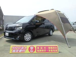 トヨタ ヴォクシー トランスX ナビ バックカメラ 車中泊仕様車 4ナンバー可