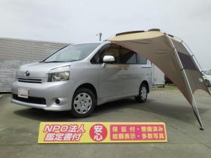 トヨタ ヴォクシー トランスX 車中泊仕様車 5人乗り4ナンバー可 タイヤ新品
