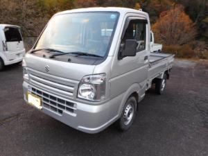 スズキ キャリイトラック KCエアコン・パワステ 4WD PS エアコン