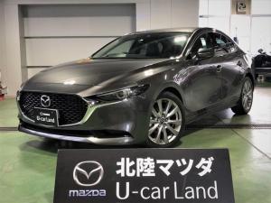 マツダ MAZDA3セダン XD Lパッケージ ディーゼルターボ 360°カメラ付き 試乗車UP