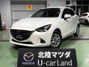 マツダ デミオ 13S LED&スポーツパッケージ  ETC 社用車アップ