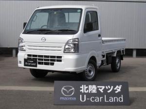 マツダ スクラムトラック KCエアコン・パワステ 4WD 届出済未使用車