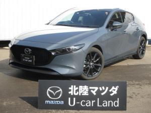 マツダ MAZDA3ファストバック X Lパッケージ 360°セーフティPKG 試乗車アップ