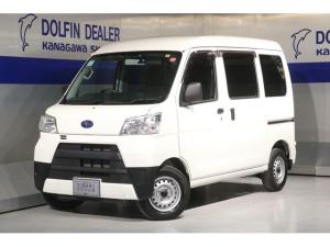 スバル サンバーバン 2WD トランスポーター 当社社用車アップカー