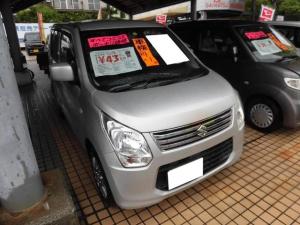 スズキ ワゴンR FX アルミホイール LEDヘッドライト ETC車載器搭載