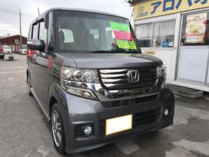 ホンダ N-BOXカスタム G・Lパッケージ