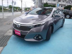 トヨタ SAI S Cパッケージ 社外オーディオ バックカメラ ETC