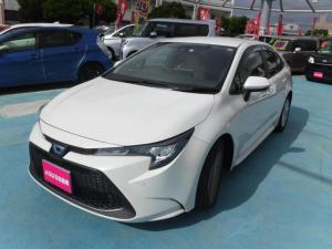 トヨタ カローラ ハイブリッド S