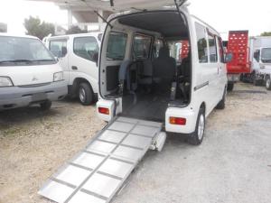 ダイハツ ハイゼットカーゴ スローパー式福祉車両