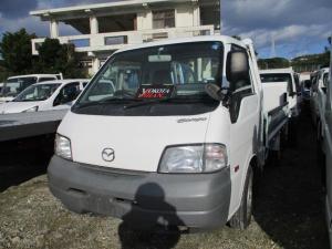 マツダ ボンゴトラック DX850K積載