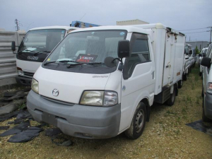 マツダ ボンゴトラック 冷凍冷蔵車-30度設定