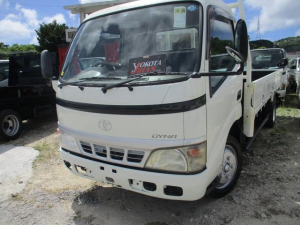 トヨタ ダイナトラック 2トンロングDX