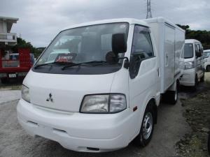 三菱 デリカトラック 保冷車