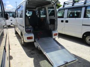 ダイハツ ハイゼットカーゴ スロープ式福祉車両