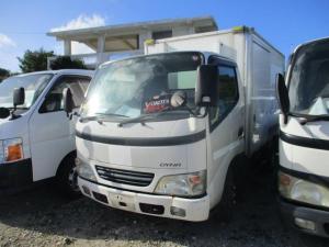 トヨタ ダイナトラック  1.4t 冷蔵冷凍車-7℃