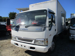 いすゞ エルフトラック  2tアルミV