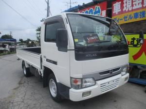 日産 アトラストラック ロングスーパーローDX