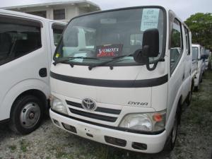 トヨタ ダイナトラック  Wキャブ 1t積