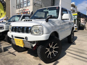 スズキ ジムニー XG 9型・本土仕入・3インチリフトUP・カスタム車