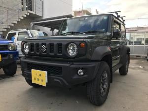 スズキ ジムニーシエラ JC 4WD デュアルセンサーブレーキ  シートヒーター LEDライト クルコン