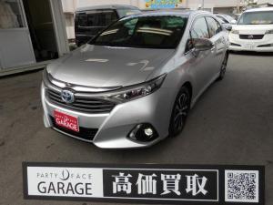 トヨタ SAI S Cパッケージ TVナビ Bluetooth対応